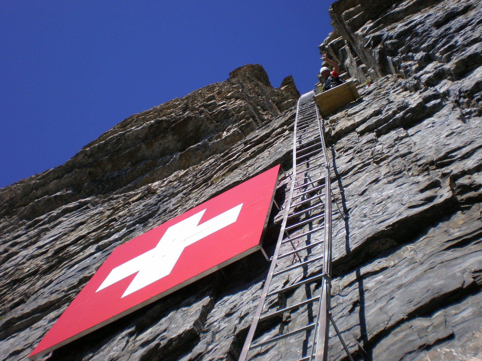 Klettersteig Ostschweiz : Klettersteige ostschweiz liechtenstein schweiz tourismus